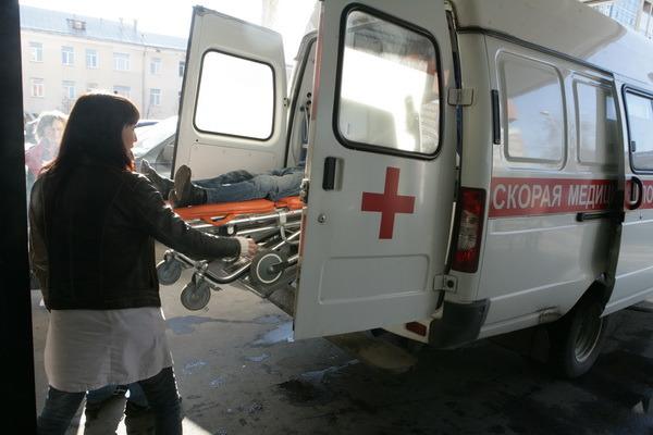 Отцепившийся прицеп с металлоломом врезался в автобус на трассе «Дон», ранены 8 человек