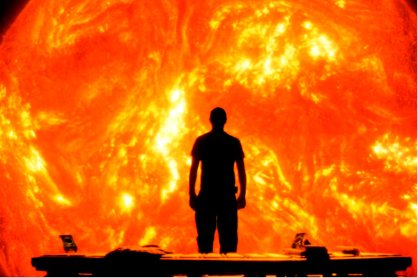 3 июля на Солнце произошла мощная вспышка, - ученые