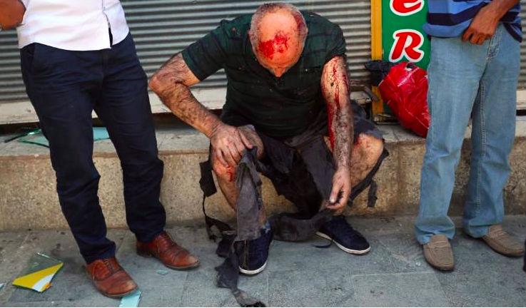 Второй теракт совершен в Турции