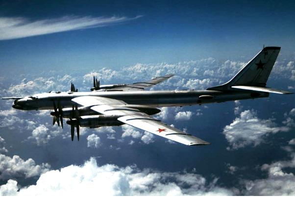 Обнаружен погибший летчик из потерпевшего катастрофу бомбардировщика Ту-95