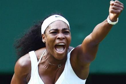 Серена Уильямс выиграла Уимблдон