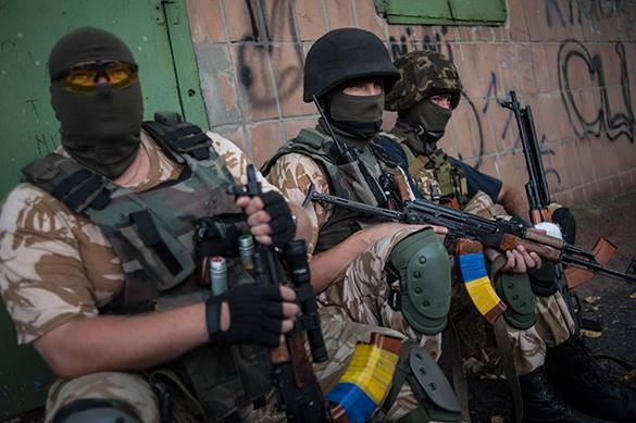 Украинские военные убили мужчину за критику Порошенко