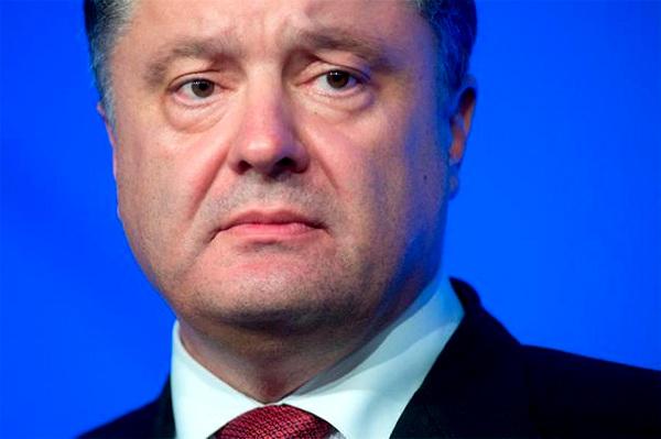 Украинские солдаты выдвинули Порошенко ультиматум с угрозами
