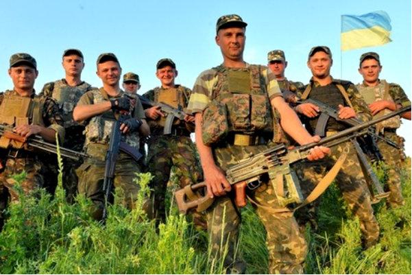 Батальон Нацгвардии Украины срочно вывели из-под Луганска