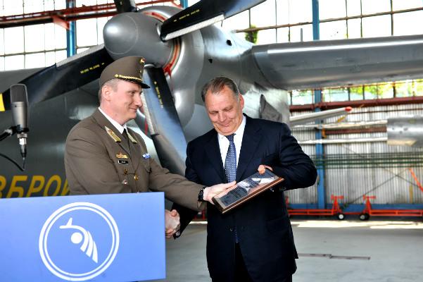 Украинский авиазавод прошел сертификацию НАТО