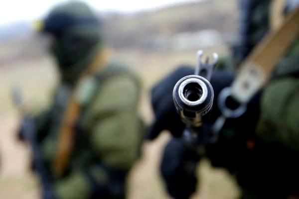 В нескольких частях украинской армии произошли жестокие убийства солдат