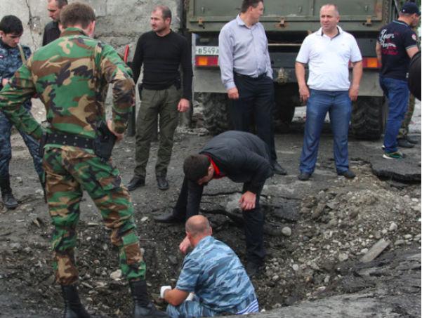 Организаторы теракта у отдела полиции в Дагестане получили 36 лет