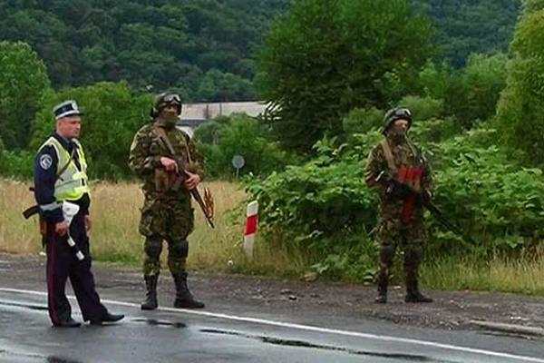 В лесах Закарпатья оказались тысячи боевиков «Правого сектора» в камуфляже