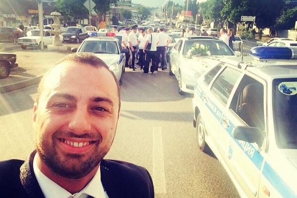 Полиция Пятигорска проверяет стреляющую свадьбу