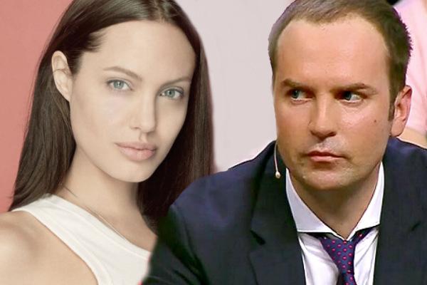 Адвокат Сергей Жорин получил копию паспорта Анджелины Джоли