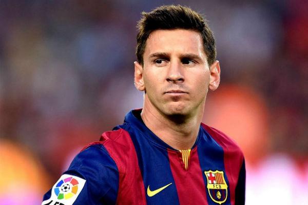 Аргентинца Месси признали лучшим футболистом Европы
