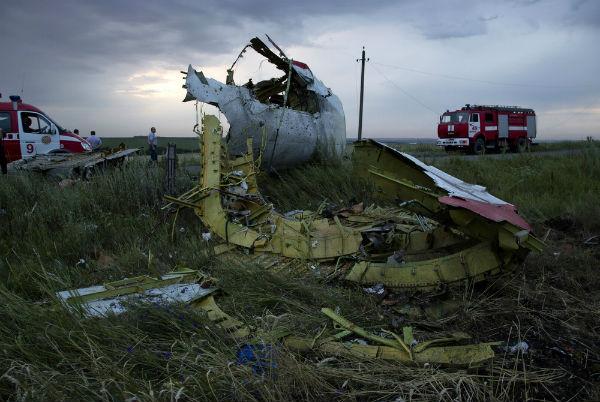 Генпрокуратура Нидерландов: Версия о ракетном ударе по Boeing предпочтительна