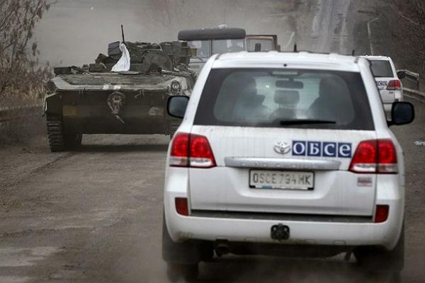 ОБСЕ заявила о колоссальном давлении и росте числа горячих точек на Донбассе