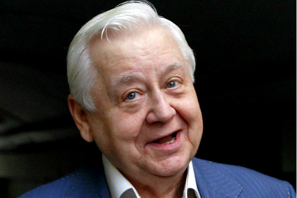 Календарь: 17 августа - Олег Табаков празднует юбилей
