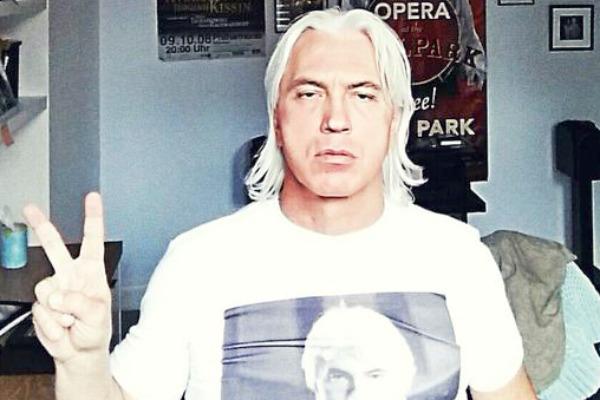 Дмитрий Хворостовский поблагодарил звезд и поклонников за поддержку