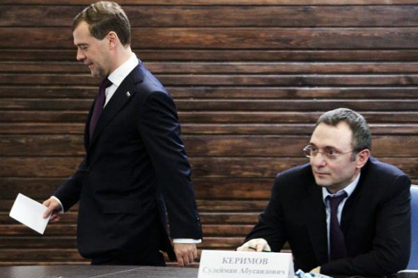 Миллиардер Керимов продает активы, чтобы приобрести речной порт