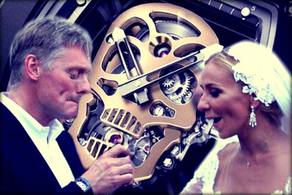 Песков резко отреагировал на скандал вокруг его часов