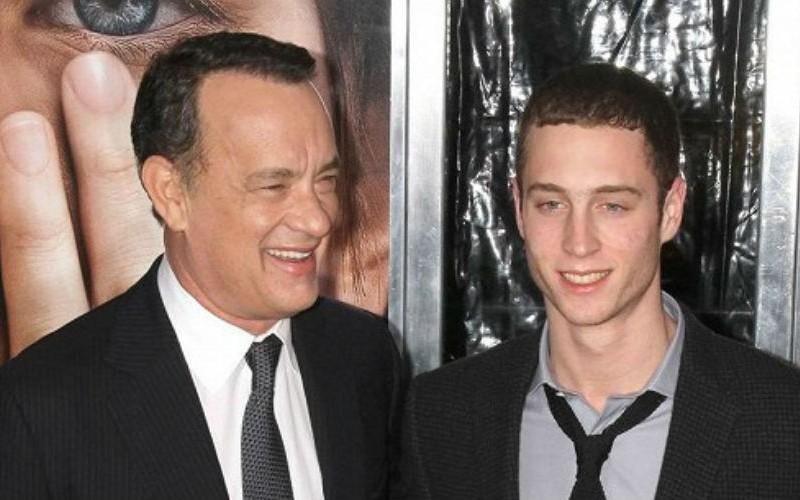 Сын Тома Хэнкса пропал без вести