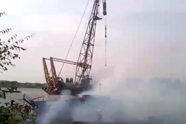 На съемках криминальной драмы в Ярославле прогремел взрыв