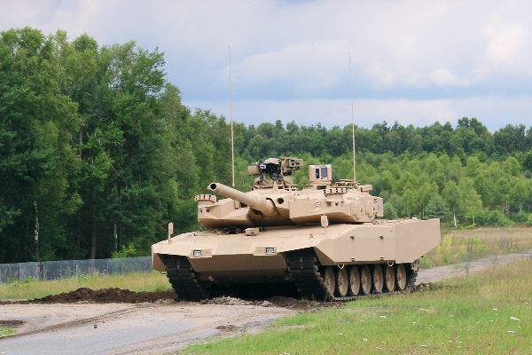Немцы создали конкурента сильнейшему русскому танку