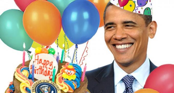 Поздравления с днем рождения сша