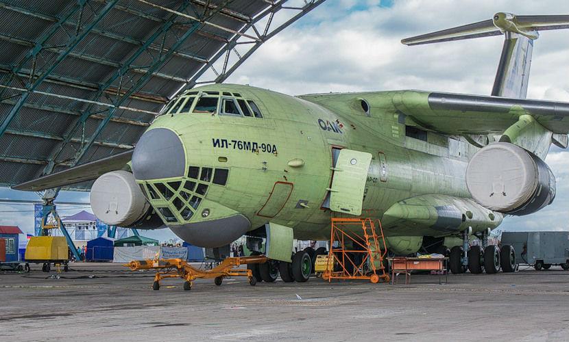 За российскими Ил-476 выстроилась очередь из стран-покупателей