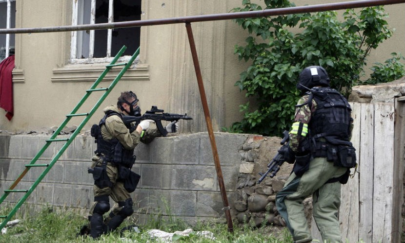Режим КТО объявлен в Махачкале, где ищут боевиков