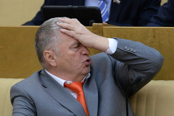 Партия ЛДПР оказалась