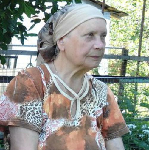 Лариса Николаевна