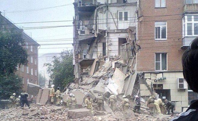 Чиновники связали обрушения домов с урезанием денег на капремонт