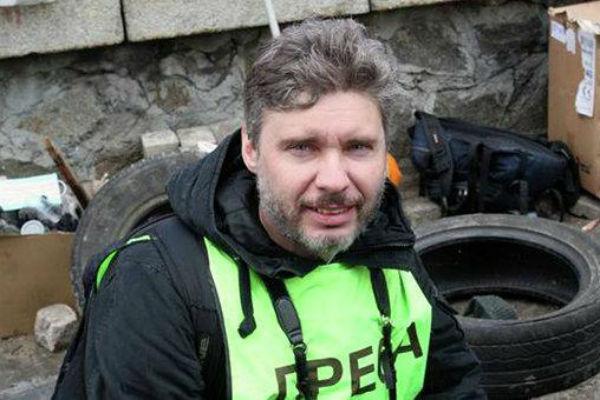 Маркин: Украина скрывает данные об обстоятельствах гибели журналиста Андрея Стенина