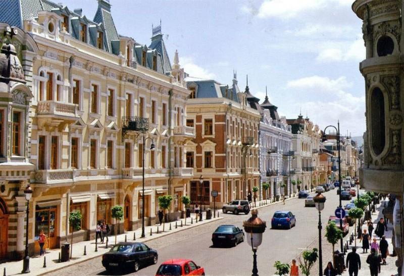 В центре Тбилиси произошел взрыв