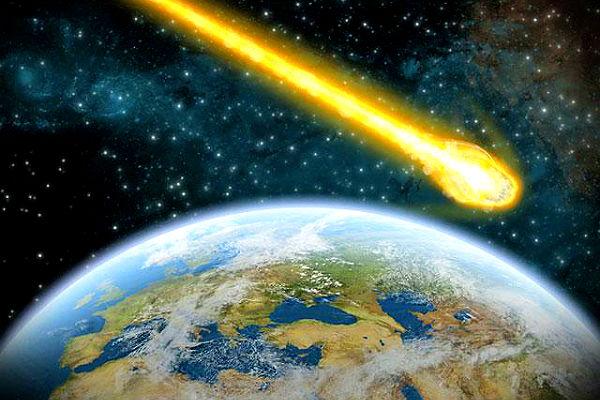 Ученые засняли полет опасного для Земли