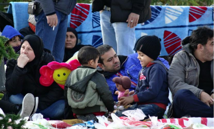 26 беженцев спасла из кузова грузовика полиция Австрии