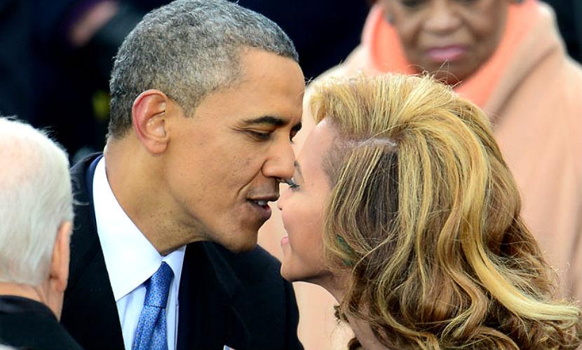 Барак Обама засыпает под песни Бейонсе