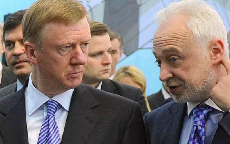 Анатолий Чубайс попросил отпустить Меламеда из-под ареста