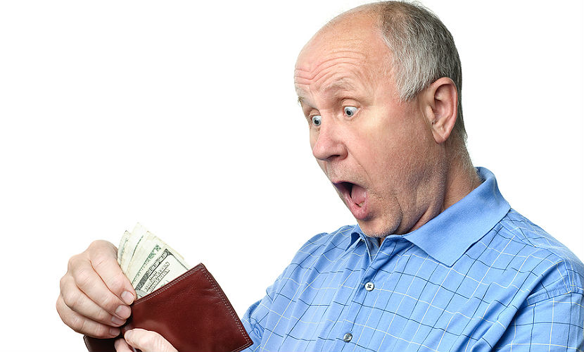 Пенсионер из Пскова стал миллионером по пути в магазин