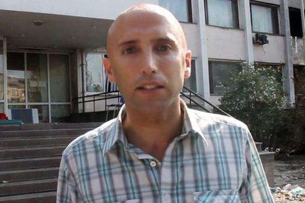 Скандальный журналист Грэм Филлипс арестован на месте убийства Немцова в Москве