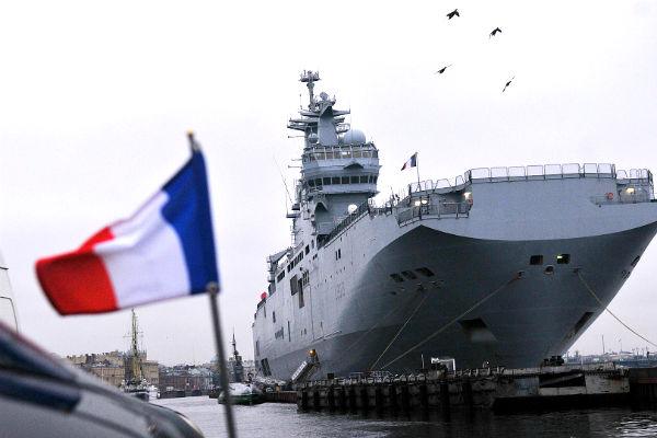 Франция избежала штрафных выплат по контракту о