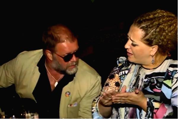 Гребенщиков спел для Саакашвили о зачатии во время войны