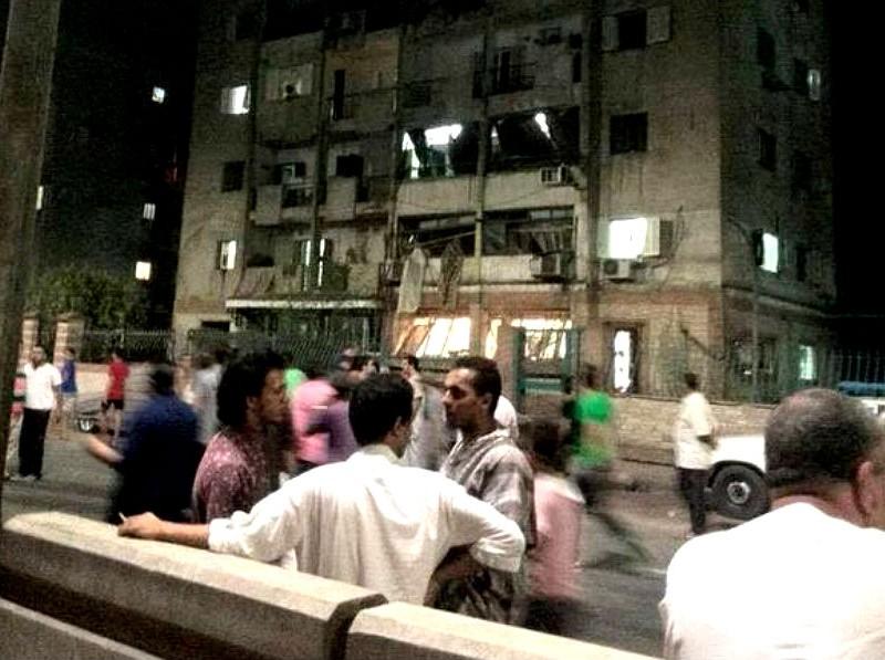 23 человека пострадали из-за взрывов в Египте