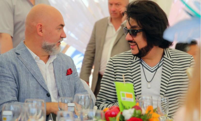 Филиппу Киркорову от имени «Русского радио» сообщили о прекращении сотрудничества