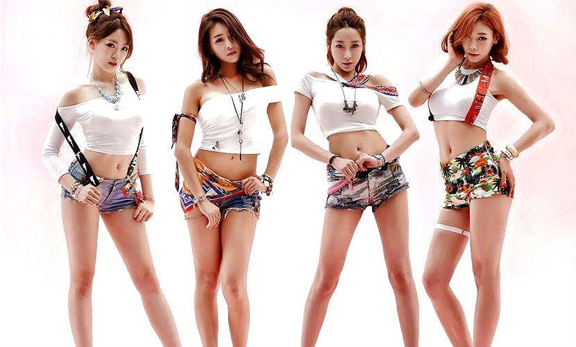 Сексуальные кореяночки фото фото 110-197