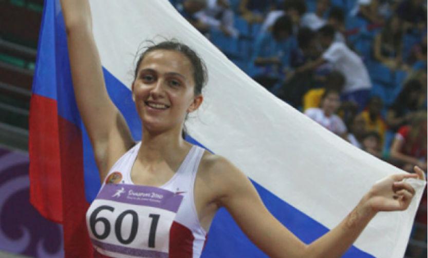 Россиянка Кучина одержала победу на ЧМ в Пекине