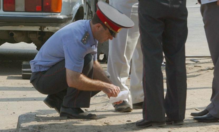 Убийство полицейского расследуют в Дагестане
