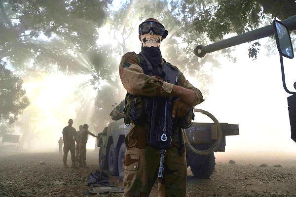 Украинскому пленнику удалось сбежать от боевиков из отеля Мали