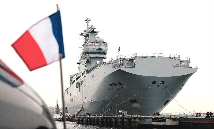Франция выплатила России компенсацию за