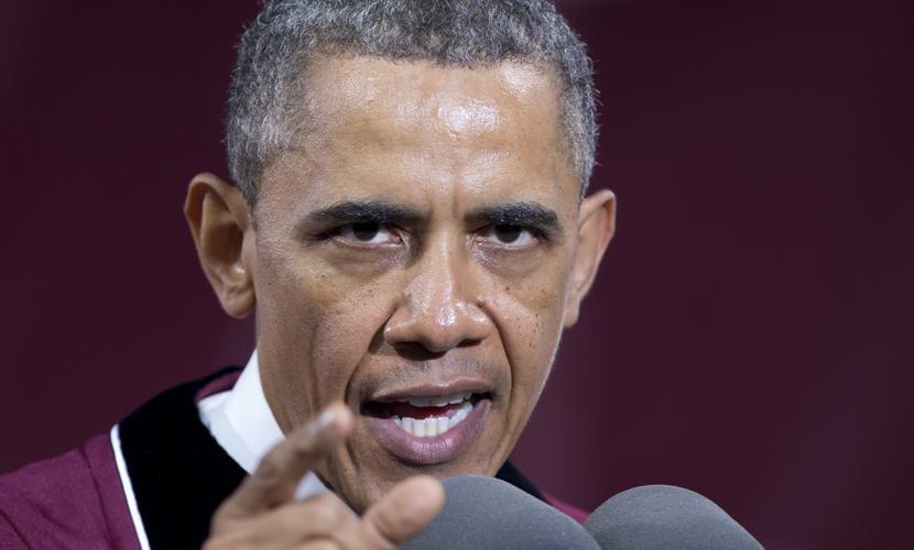 Барак Обама попытается выжить на Аляске, чтобы противостоять России