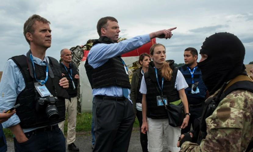 Украина обвинила миссию ОБСЕ в повиновении России