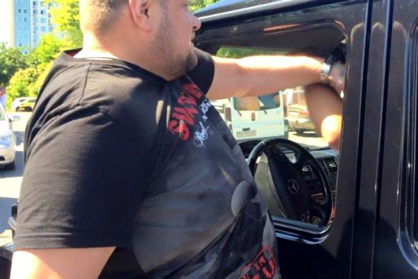 Известный украинский экстремист избил одесского мажора